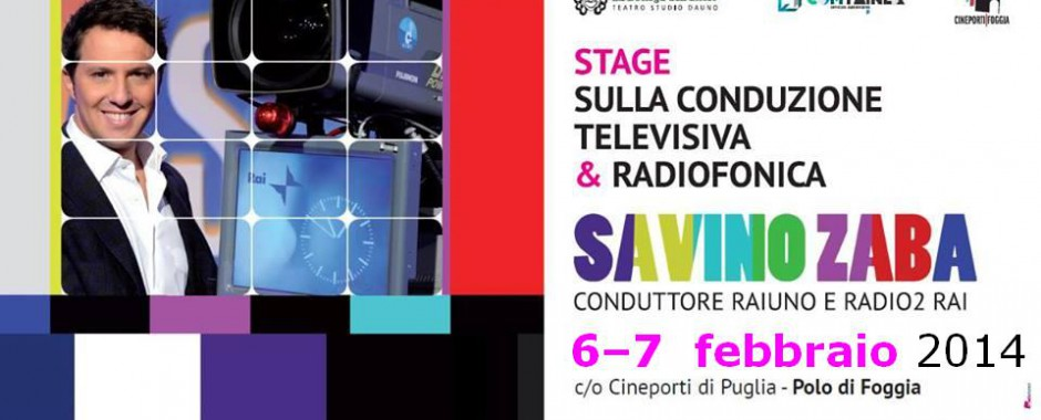 Savino Zaba_stage